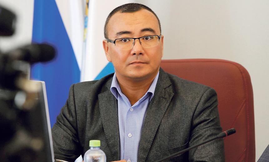 Директор архангельского филиала ООО «ЭкоЦентр» Дмитрия Зубко.