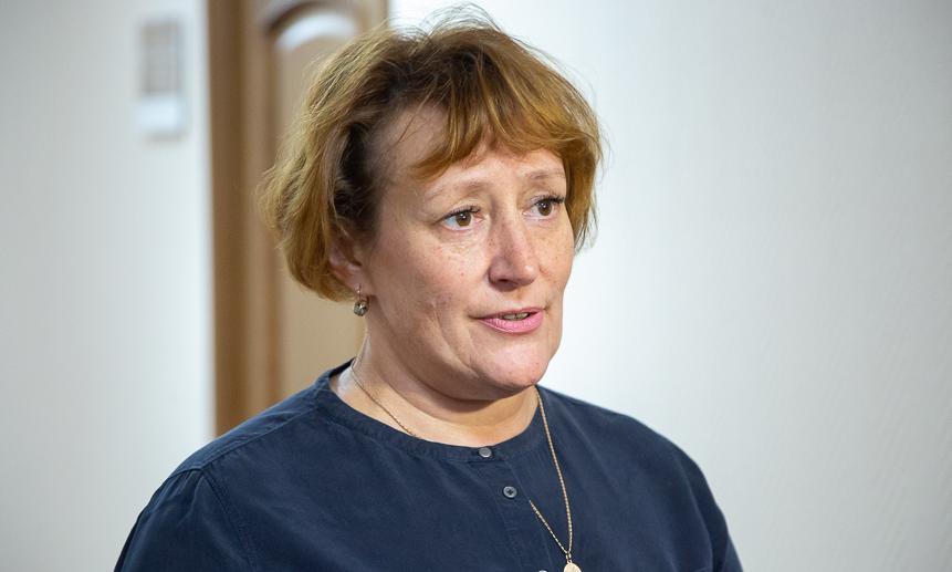 Ольга Виткова.