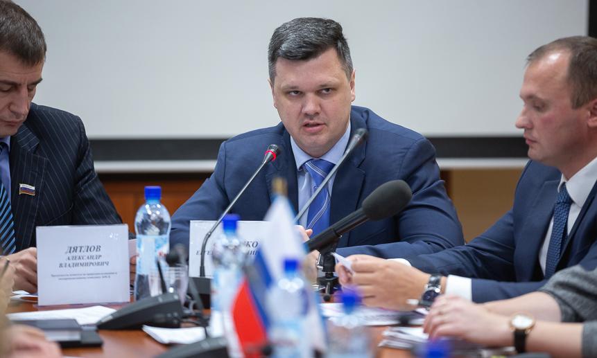 Евгений Фоменко.