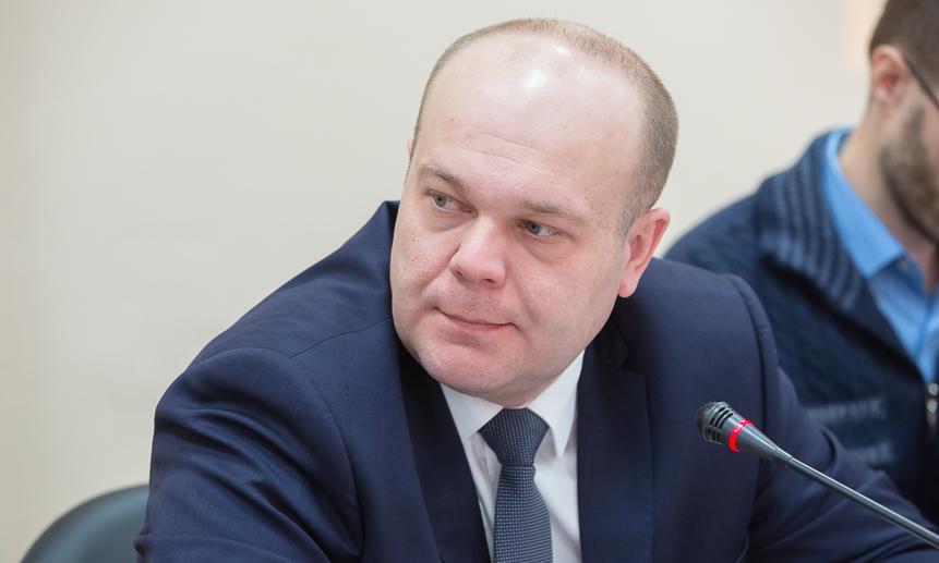 Виктор Иконников.