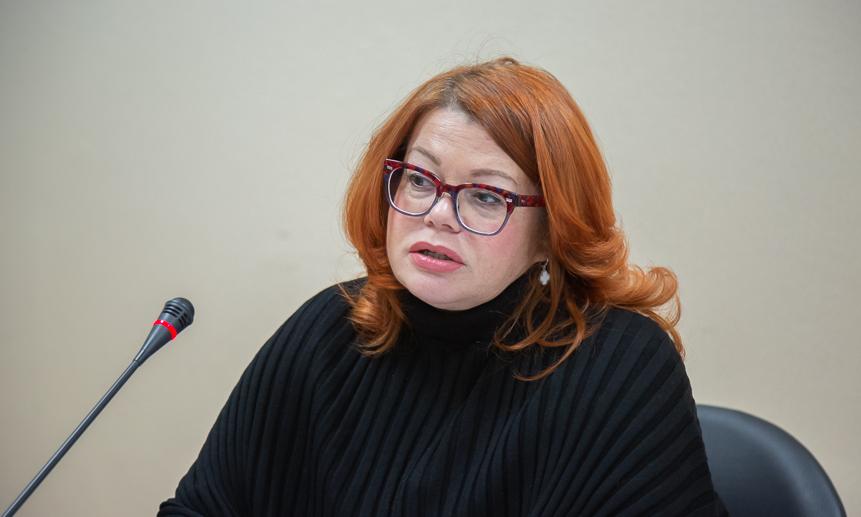 Вероника Яничек.